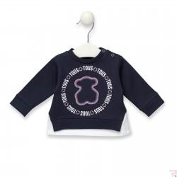 SUDADERA BABY TOUS CASUAL-1116