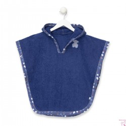 PONCHO PLAYA SEA STAR-1212 BABY TOUS