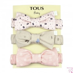 SET DIADEMAS SMILE-1319 BABY TOUS