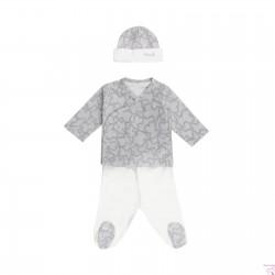 Set recién nacido HKaos-1417 Baby Tous.