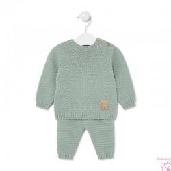 Conjunto bebé Tricot-1503 Baby Tous.