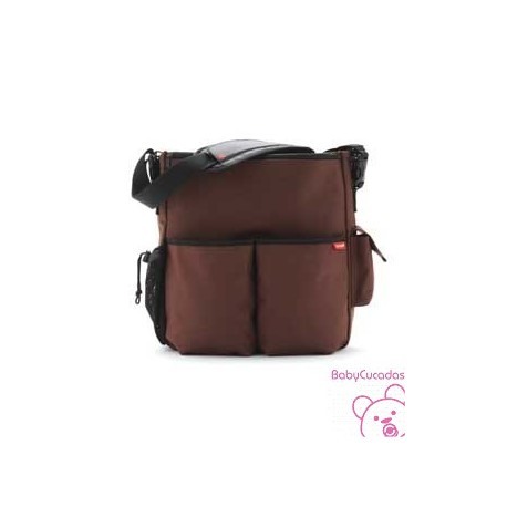 BOLSA DUO CHOCOLATE SKIP*HOP