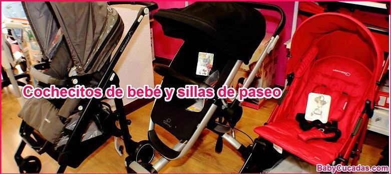Cochecitos de bebé y sillas de paseo